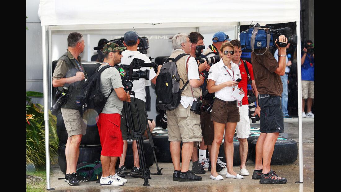 Fotografen - GP Malaysia - 22. März 2012