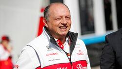 Frédéric Vasseur - Alfa Romeo - Formel 1