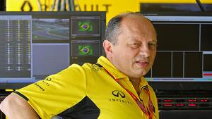 Frédéric Vasseur - Renault - F1 - 2017
