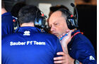 Frédéric Vasseur - Sauber - GP Ungarn - Budapest - Formel 1 - 28.7.2017