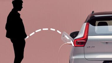Fragen und Antworten Elektroauto