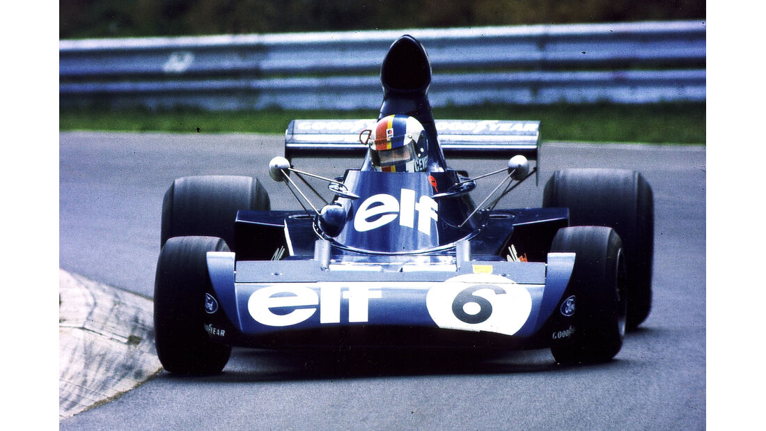Francois Cevert - 1973