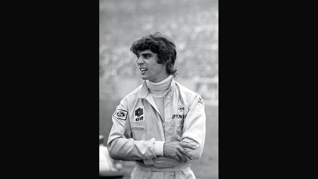 Francois Cevert, Sieger Eifelrennen 1971