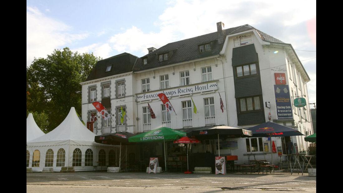 Francorchamps-Hotel - GP Belgien - 25. August 2012