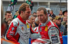 Frank Stippler - Patrick Huisman - VLN Nürburgring - 5. Lauf - 5. Juli 2014