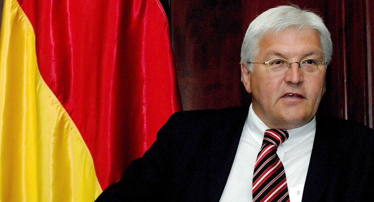 Frank-Walter Steinmeier, Interview