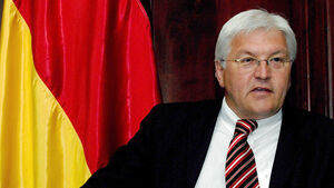 Frank-Walter Steinmeier, Interview