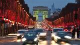 Frankreich Straße Paris