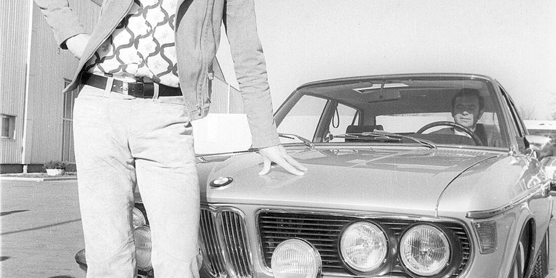 Franz Beckenbauer BMW 2800 CS