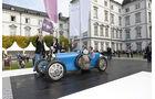 Franz-Josef Paefgen im Bugatti Type 35 T von 1926.