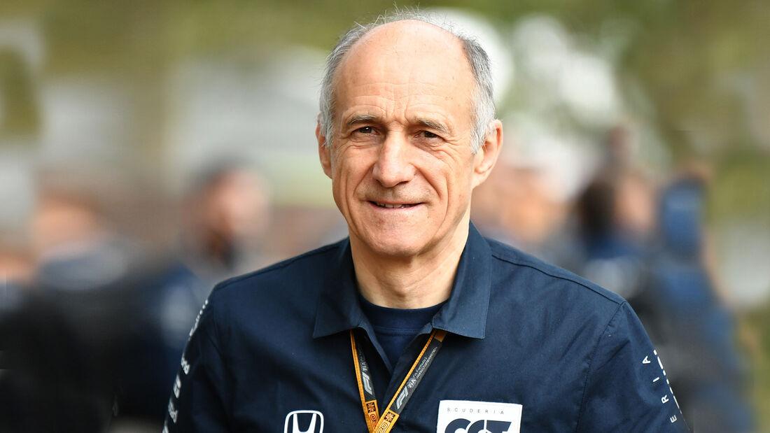 Franz Tost - Alpha Tauri - F1 - 2020
