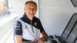 Franz Tost - Alpha Tauri - Formel 1 - 2021