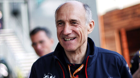 Franz Tost - F1 - 2019