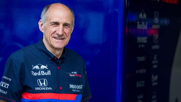 Franz Tost - Toro Rosso - F1 2019