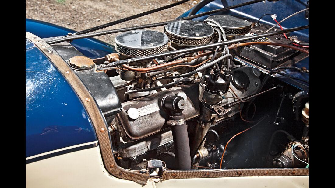 Frazer Nash BMW 327/28, Motor