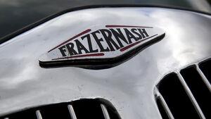 Frazer Nash Le Mans Replica, Detail, Emblem, Frazer Nash