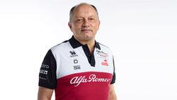 Frederic Vasseur - Alfa Romeo - Formel 1 - 2021