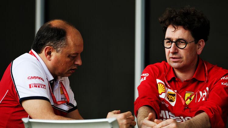 """Alfa-Teamchef Vasseur: """"Unabhängigkeit unsere DNA""""   AUTO MOTOR UND SPORT"""
