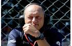 Frederic Vasseur - Sauber - F1 2017