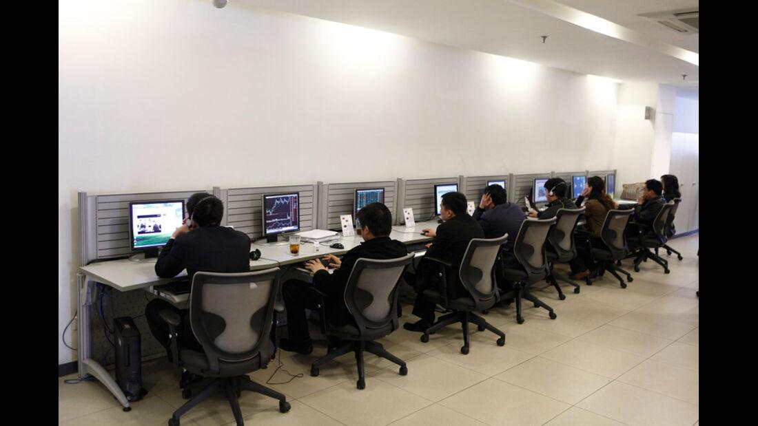 Freies Internet für chinesische BMW-Kunden