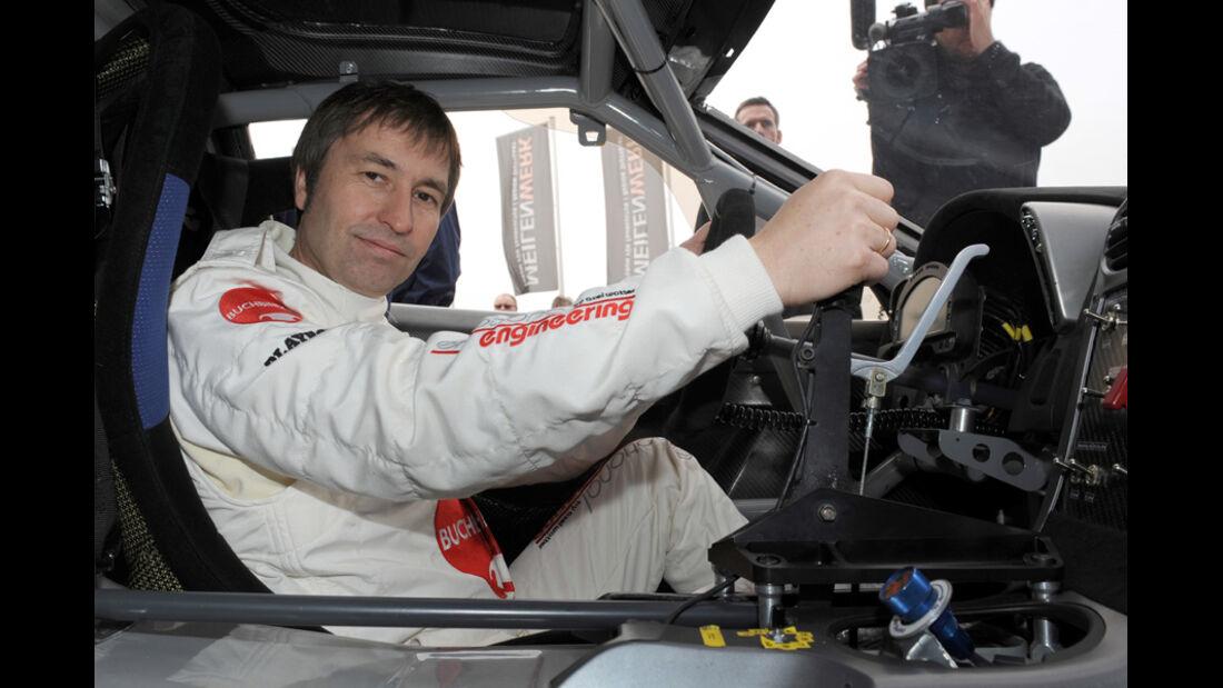 Frentzen - GT Masters 2011