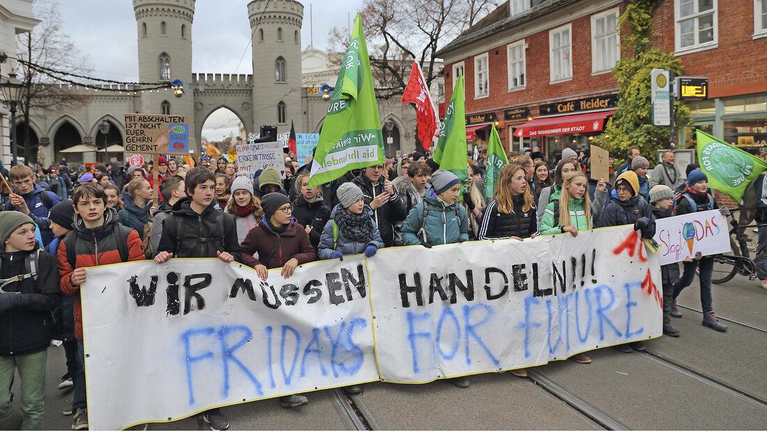 Fridays for Future, Klimawandel