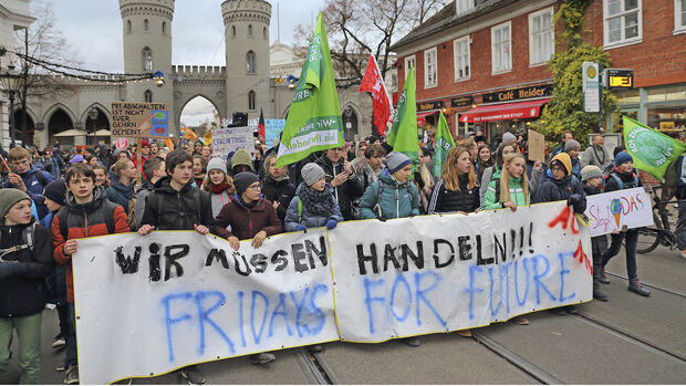 Fridays for Future, Klimawandel