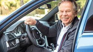 Friedrich Nitschke, Leiter BMW M GmbH