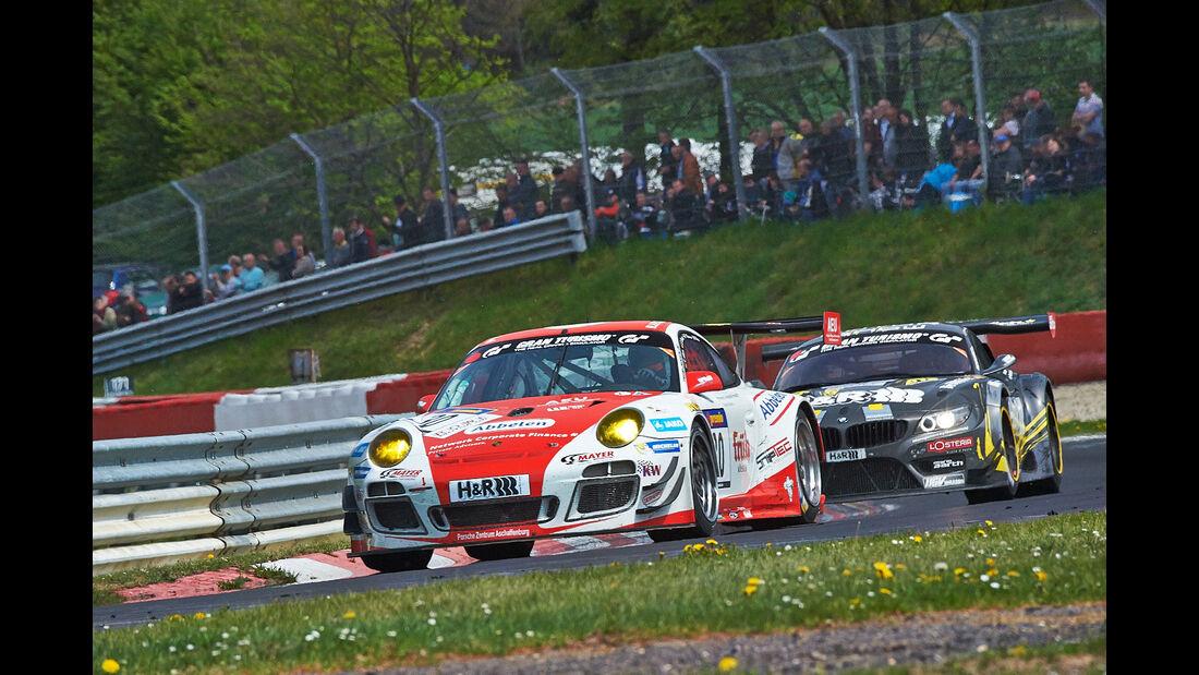 Frikadelli Porsche - VLN Nürburgring - 3. Lauf - 26. April 2014