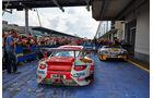Frikadelli Porsche - VLN Nürburgring - 6. Lauf - 2. August 2014