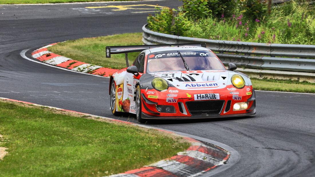 Frikadelli Racing - Porsche 911 GT 3 R - #31 - VLN - 23. Juni 2018