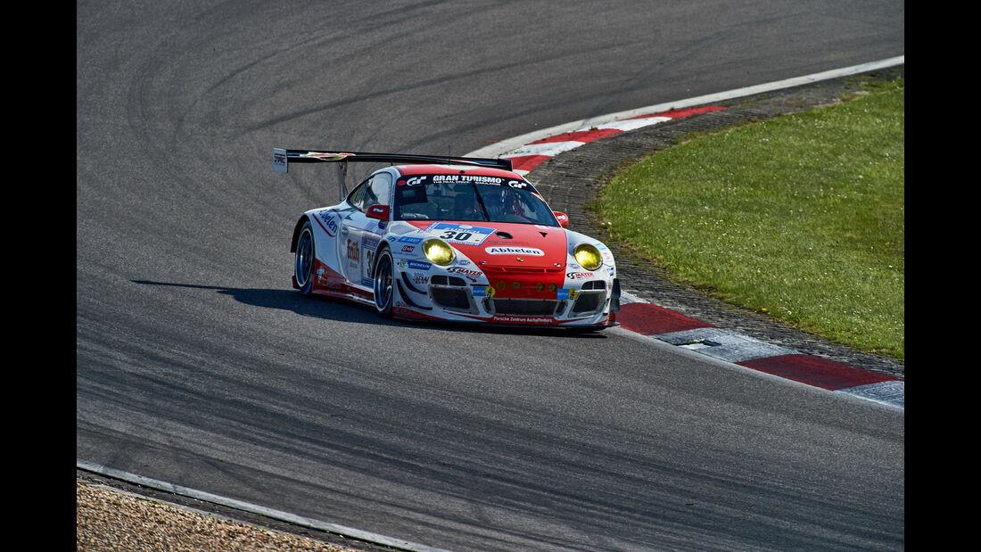 Frikadelli Racing - Porsche 911 GT3-R - 24h-Rennen Nürburgring 2015 - Top-30-Qualifying