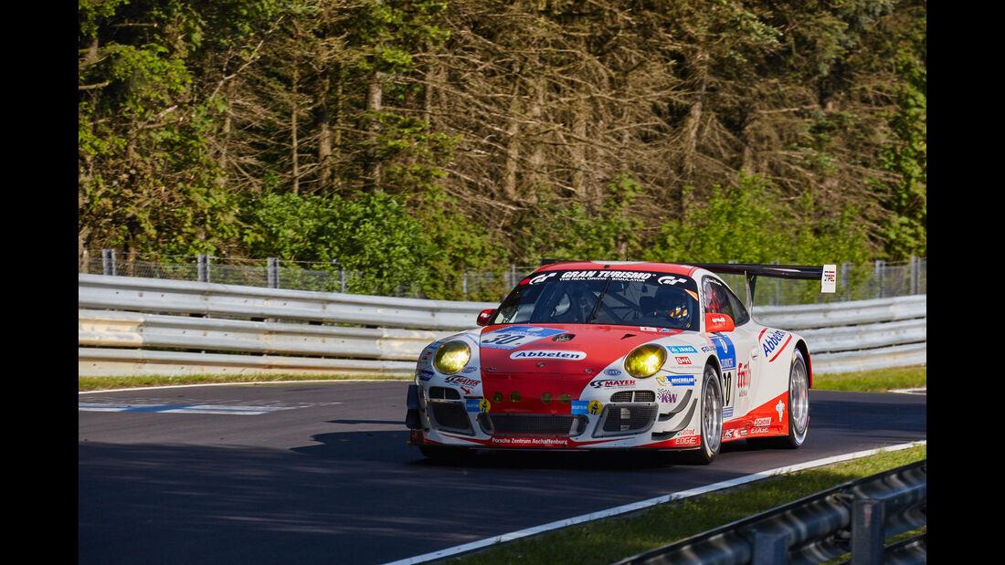 Frikadelli Racing - Porsche GT3-R - #30 - 24h-Rennen Nürburgring 2015 - Top-30-Qualifying