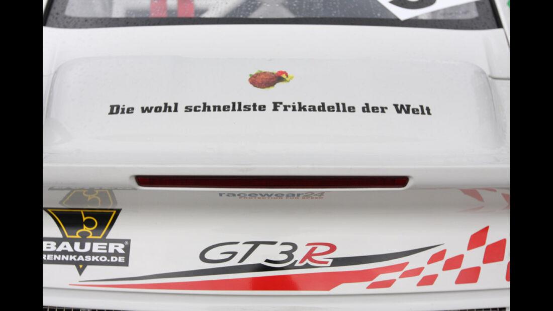Frikadelli Spruch, VLN, Langstreckenmeisterschaft, Nürburgring