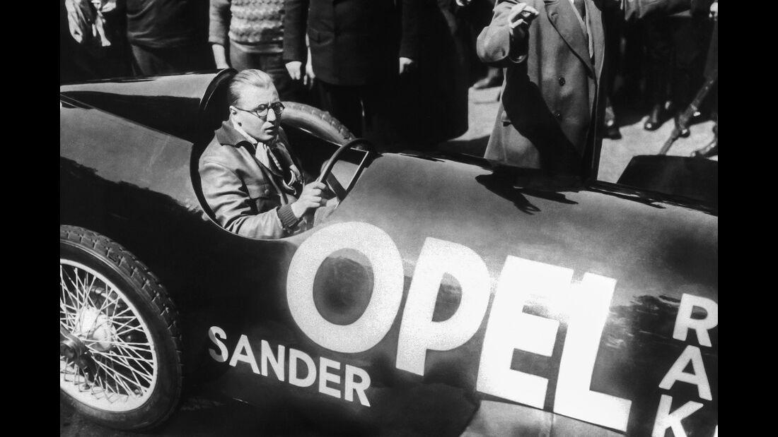 Fritz von Opel