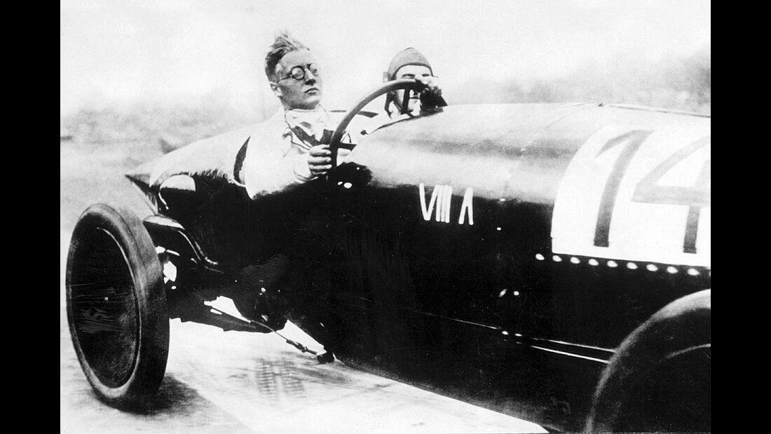 Fritz von Opel 1921
