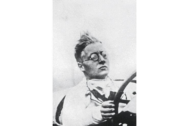 Fritz von Opel, Sieger Eifelrennen 1922