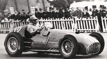 Froilan Gonzalez GP England 1951 Ferrari Silverstone