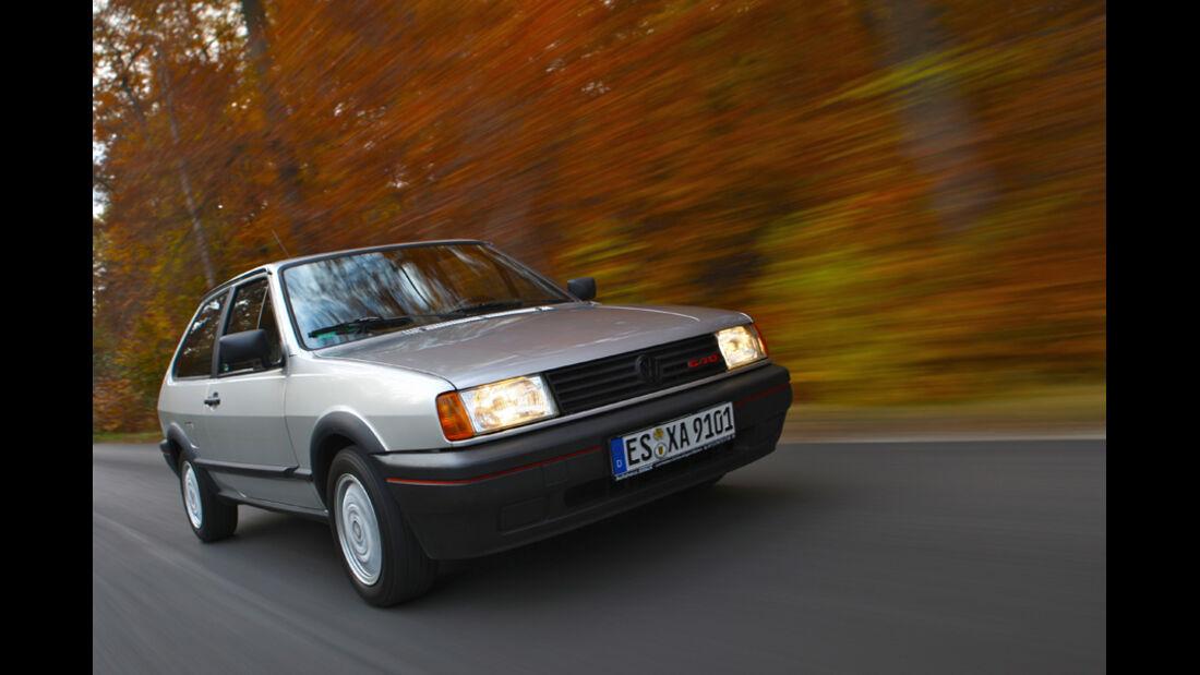 Front des VW Polo G40
