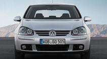 Frontansicht VW Golf