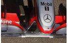 Frontflügel McLaren