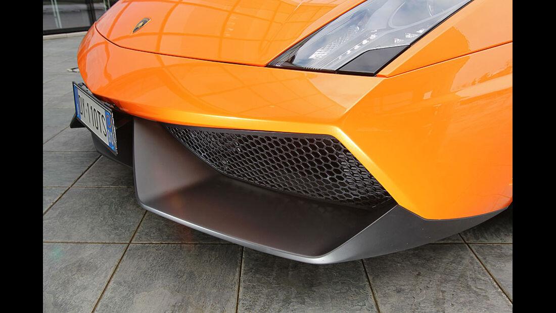 Frontspoiler Lamborghini Gallardo LP 570-4 Superleggera