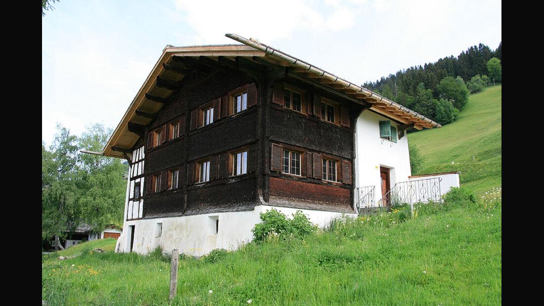 Frühmesshaus auf dem Bartholomäberg