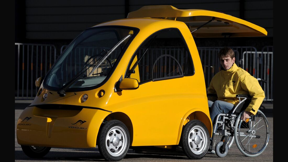 Führerschein Behinderte
