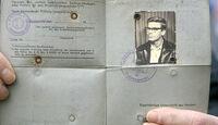 Führerschein, grau