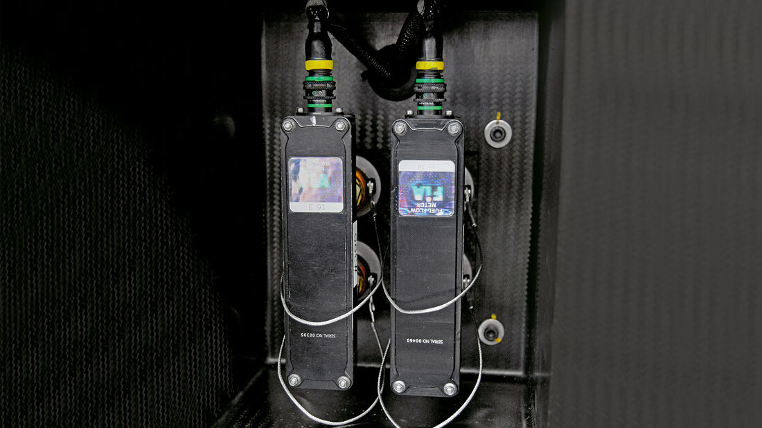 Fuel-Flow-Meter