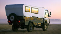 Fuso Canter 4x4 All Terrain Warriors USA Expeditionsmobil