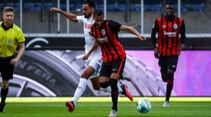 Fussball Testspiel, Eintracht Frankfurt  - AS Monaco