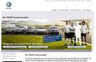 Fußball-Weltmeisterschaft 2010, Fußball WM, Volkswagen Team Modelle