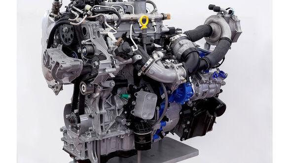 Future Mobility Day 2017 Ehra-Lessien 48-Volt 1.5 TDI 3-Zylinder E-Verdichter